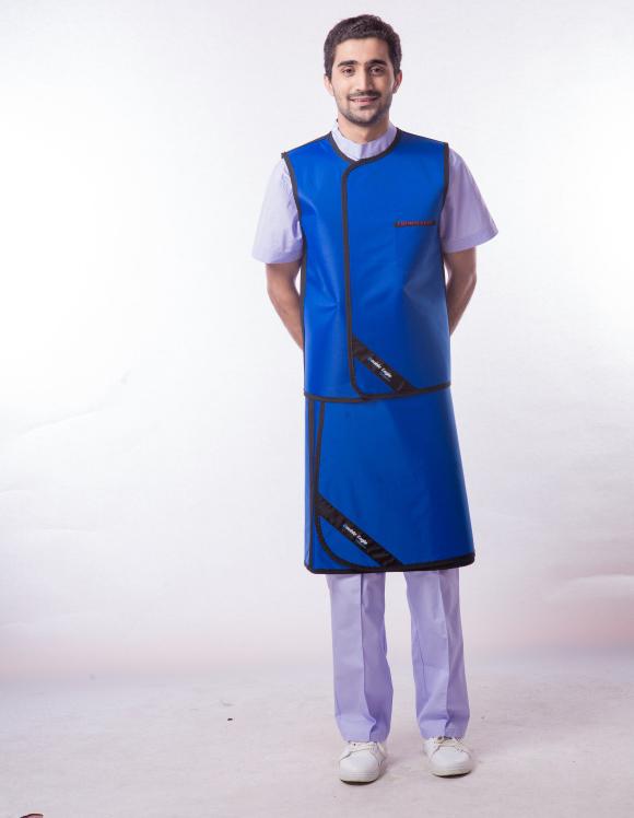 PA06分体防护套裙