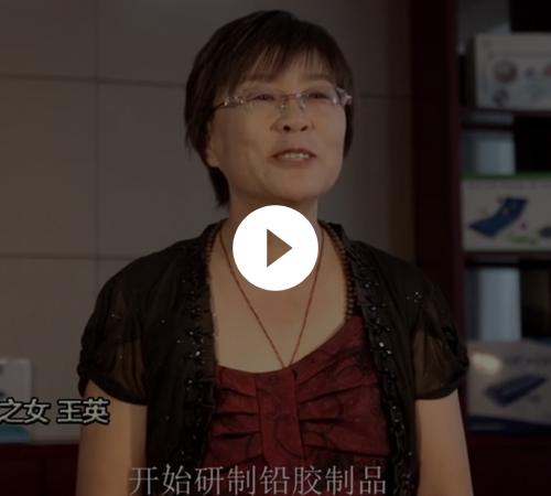 双鹰医疗王氏家族片